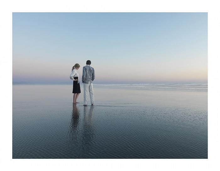Andric | Couple on water