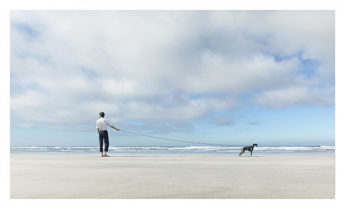 Andric | Man and dog
