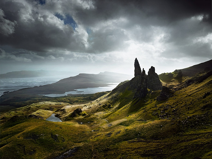 Andy Glass | Old Man of Storr