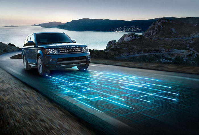 Andy Glass | Range Rover Sport