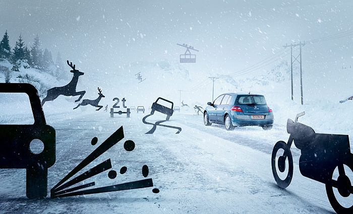 Andy Glass | Renault Icons Snow