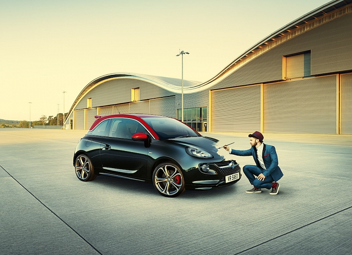 Andy Glass | Vauxhall Adam