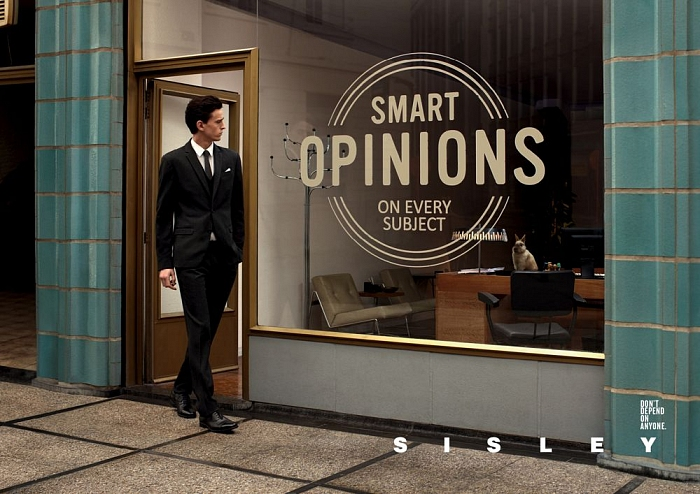 Kurt Stallaert | Sisley Smart Opinions