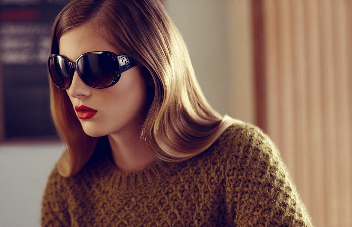 Kurt Stallaert | Sisley Glasses Fall/Winter 2012 G