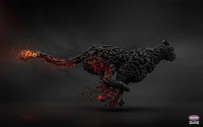 Garrigosa Studio | Kingsford Charcoal_cheetah