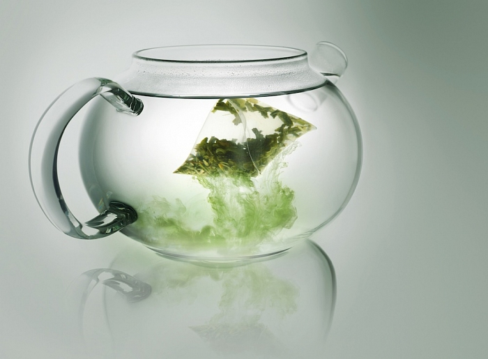Garrigosa Studio | green tea