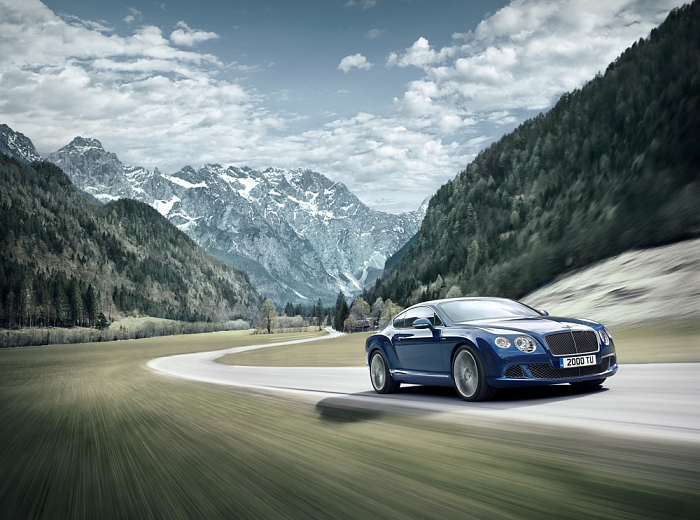Graham Thorp | Bentley 5