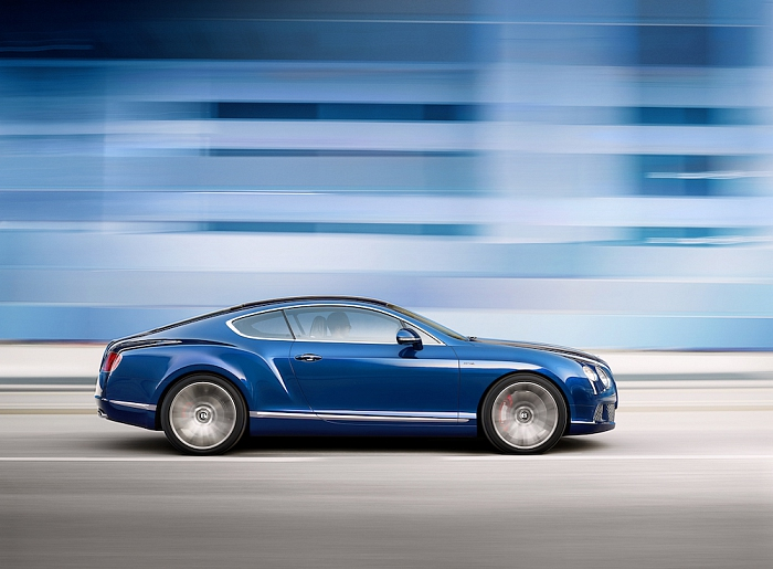 Graham Thorp | Bentley GT Speed Vienna 4