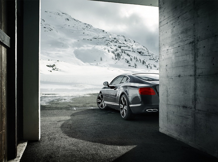 Graham Thorp | Bentley Switz. 1