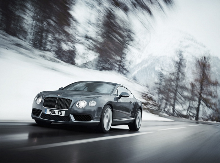 Graham Thorp | Bentley Switz 13