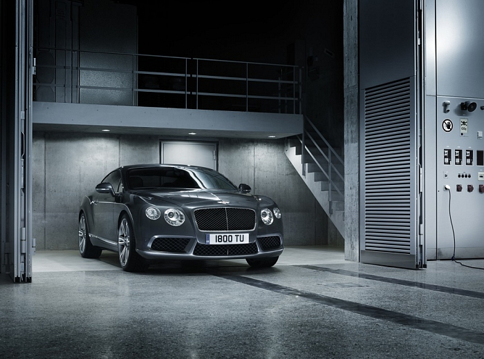 Graham Thorp | Bentley Switz. 16