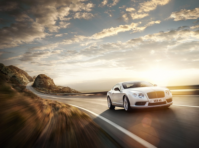 Graham Thorp | Bentley Spain 1