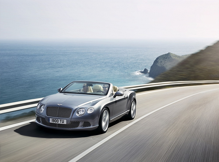 Graham Thorp | Bentley GTC 2