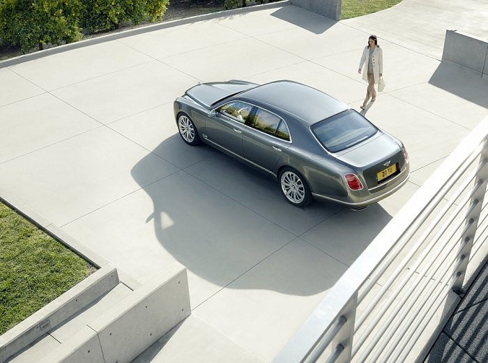 Graham Thorp | Bentley Mulsanne 1